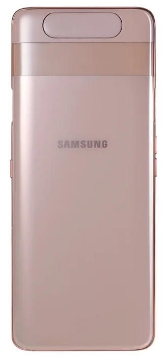 Смартфон Samsung Galaxy A80 gold