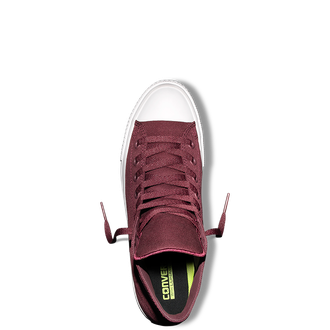 converse Deep Bordeaux сверху