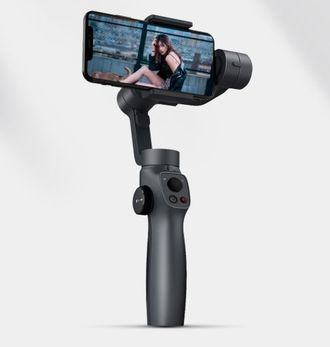 Стабилизатор Xiaomi Funsnap Capture2 three-axis mobile phone stabilizer