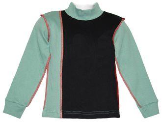 Джемпер для мальчика (Артикул 444-172) цвет черный