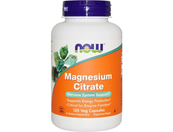 NOW Magnesium Citrate