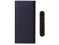 Xiaomi Mi Power Bank 2S 10000mAh PLM09ZM Black