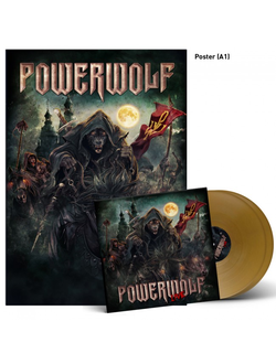 POWERWOLF - The metal mass live 2-LP Gold