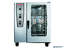 Пароконвектомат Rational Combi Master® Plus CM101 Gas (автоматическая мойка)