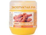 "Соляной спа-скраб для тела с куркумой Carebeau SPA Lightening Salt ""Turmeric"". 700мл."