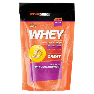 Pure Protein Whey Protein, 1000 г.