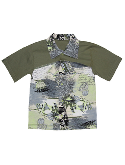 Рубашка для мальчика (Артикул 2104-013)