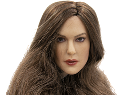Женская голова (скульпт)  1/6 female head sculpture in Europe and America (GC027B) - GACTorS