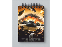 Болкноты WORLD OF TANKS