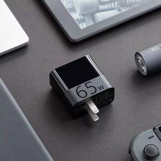Картинки по запросу Зарядное устройство Xiaomi ZMI USB-C Power Adapter 65W (Set Edition)