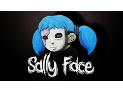 Плакат Sally face №8