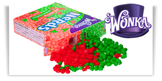Wonka Nerds Wild Cherry & Watermelon