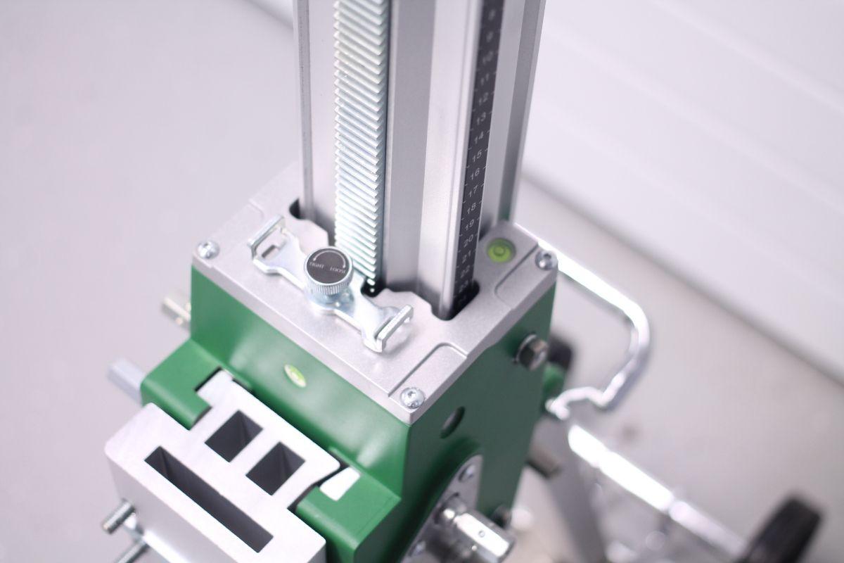 Станина установки алмазного бурения Bycon DSP-352  (максимальный диаметр 350 мм)