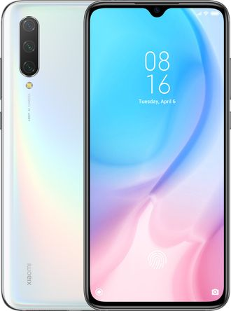 Xiaomi Mi 9 Lite 6/64Gb White (Global)
