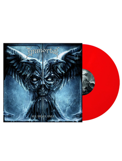 IMMORTAL All shall fall LP RED