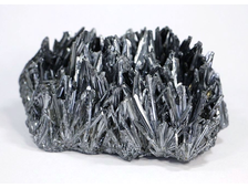 Антимонит, друза кристаллов, Китай (92*75*43, вес: 303 г) №18454