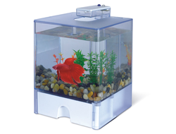 "Аквариум АА-Aquarium 1515AA ""Aqua Box Betta"", 3л, 150*150*225мм"