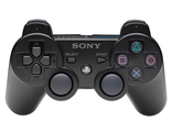 PS 3 Controller Wireless Dual Shock Black.