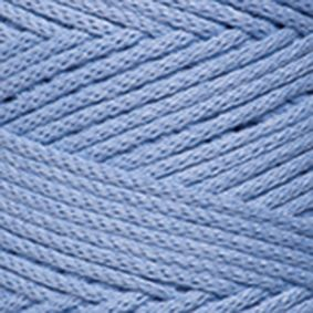 Yarnart Macrame cotton 760 голубой