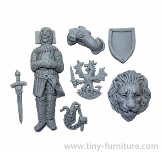 Knight's tomb kit