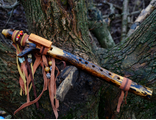 Native American Flute , Made of  branch