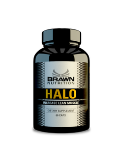 Brawn Nutrition Halo (Halodrol 60 caps)