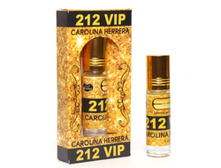 Арабские духи Al Rayan 212 vip Carolina Herrera 6ml