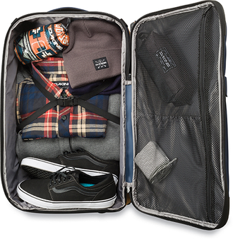Сумка на колесах Dakine Carry On Roller 40L Willamette