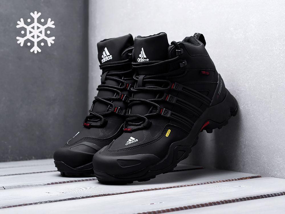ea185788 Обновление зимней коллекции. Черные ботинки Adidas Terrex уже доступны для  заказа в нашем интернет-магазине.