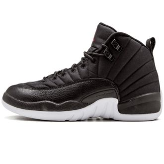 Мужские Nike Air Jordan 12 Black/White