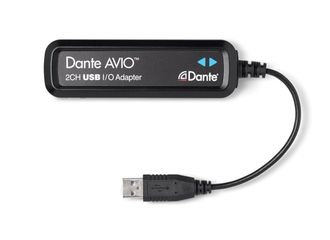 Audinate Dante AVIO ADP-USB-AU-2X2