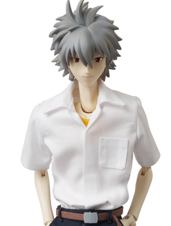 Кукла 1/6 Real Action Heroes Каору Нагиса (Kaworu Nagisa Uniform Version)