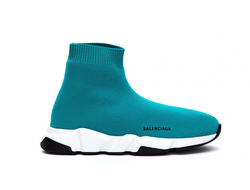 Balenciaga Speed Trainer зеленые (36-45)