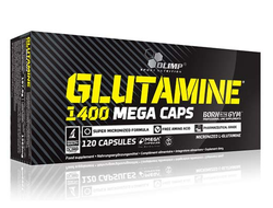 (Olimp) L- Glutamine Mega Caps - (120 капс)