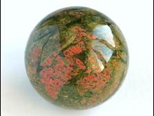 Шар Унакит, ЮАР (59 мм, 339 г) №13624