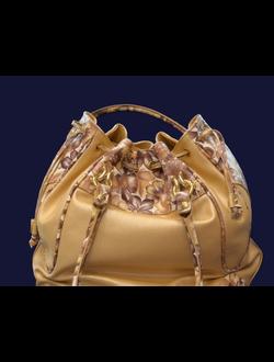 d3c220fb0ef9 Сумка мешок женская Италия Gilda Tonelli купить в магазине итальянских сумок