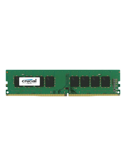 Модуль памяти Crucial by Micron DDR4 DIMM 4GB (CT4G4DFS824A)