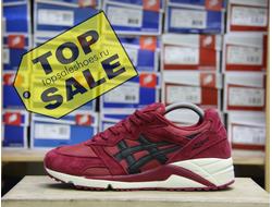 Asics Gel Lique Burgundy ( размеры 42 и 43)