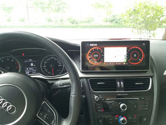 "Автомагнитола MegaZvuk ADQ-8888 AUDI A4 IV (B8) (2011 - 2015) на Android 6.0.1 Quad-Core (4 ядра) 10"" Full Touch"