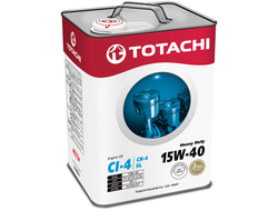 TOTACHI HEAVY DUTY 15W-40  4л