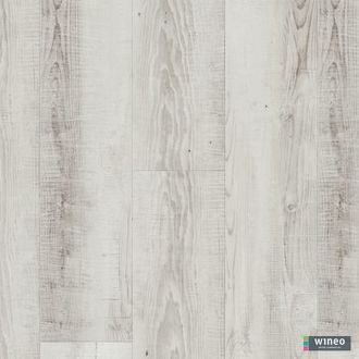 Виниловый пол Wineo 400 Wood Moonlight Pine Pale DB00104 в интерьере