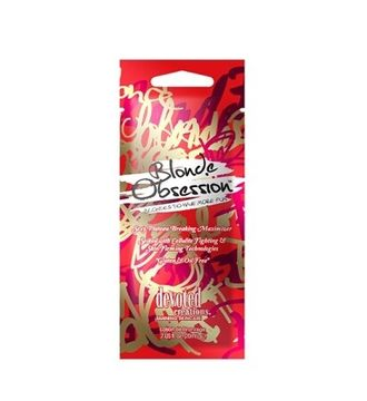 Усилитель загара BLONDE OBSESSION от Devoted Creations