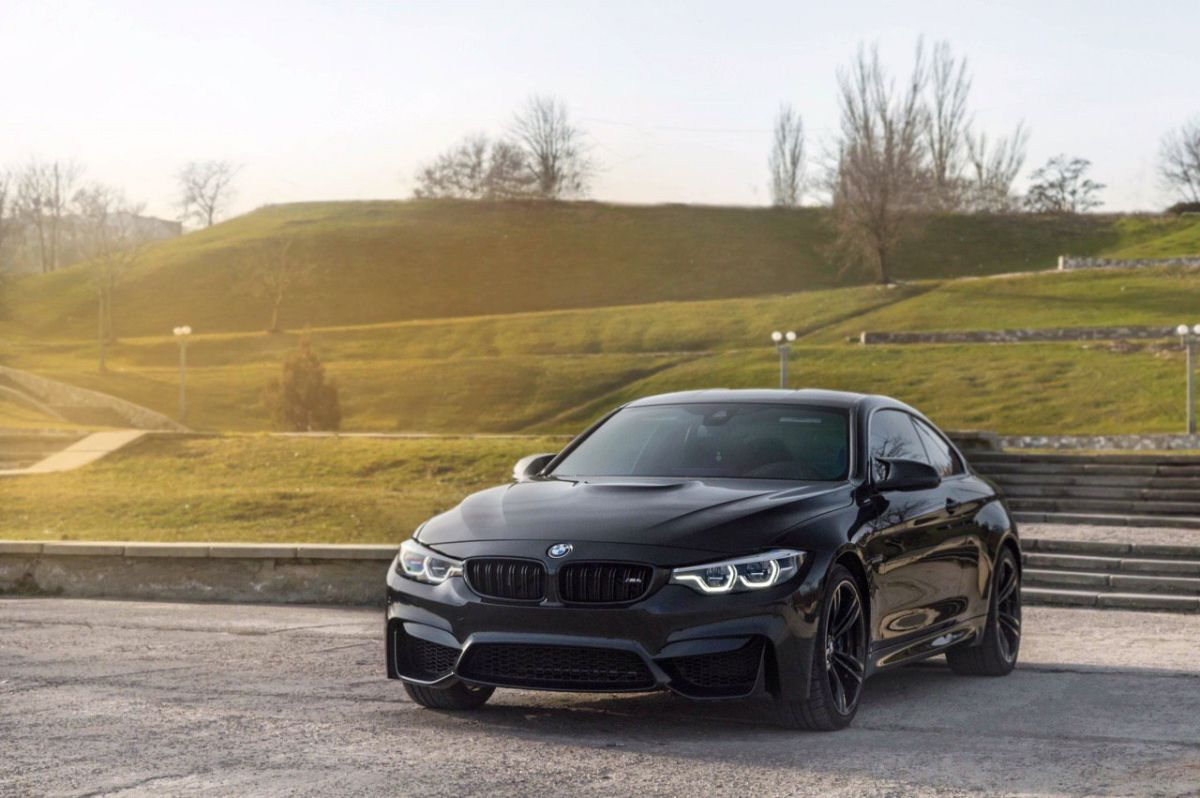 BMW M4 Competition Package 2018