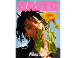 DAZED & CONFUSED Magazine Autumn-Winter 2016 Willow Smith Cover ИНОСТРАННЫЕ ЖУРНАЛЫ PHOTO FASHION