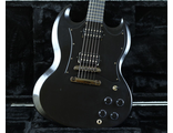 Gibson SG Gothic Morte Satin Ebony Active GEM USA