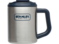Термокружка STANLEY Adventure Stainless Steel Camp Mug 0.47L