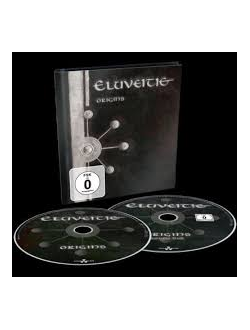 Eluveitie Origins Digibook CD+DVD
