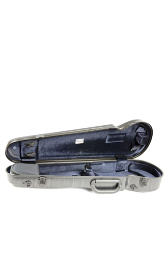 Кейс для скрипки Bam Hightech Contoured Violin case - Lazure Black
