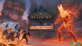 Pillars of Eternity II: Deadfire - Ultimate Edition (New)[PS4, русские субтитры]