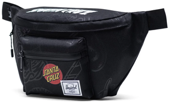 Сумка на пояс Herschel Seventeen Santa Cruz Black Speed Wheels